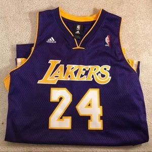 NWOT Kobe Bryant Swingman Jersey